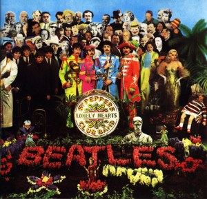Beatles. Sgt. Pepper's Lonely Hearts Club Band. 1967