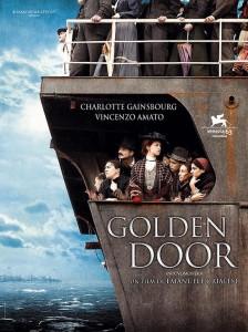 Golden door. Locandina