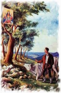 Il miracolo della Madonna della Civita