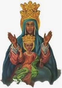 Immagine della Madonna della Civita