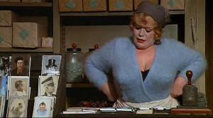 La tabaccaia di Fellini in Amarcord