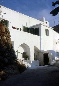 Ponza. Casa Mazzella. Foto da Flickr