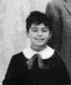 Sergio Martinelli - III elementare anno 1956
