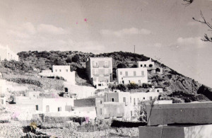 Vecchie case di Ponza
