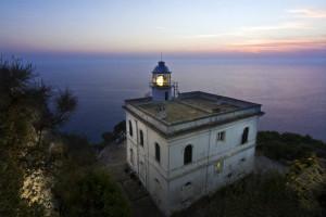 1. Il Faro di Punta Imperatore. Foto di Enzo Rando