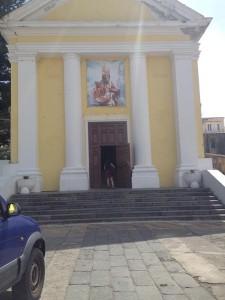 17. Chiesa. Esterno