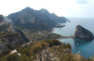 20110323-4. Costa di ponente da Monte Tramontana