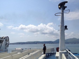 3. A bordo