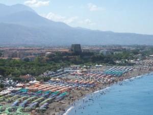 4. Spiaggia della Scalea, Santa Domenica di Ricadi (Vibo Valentia)