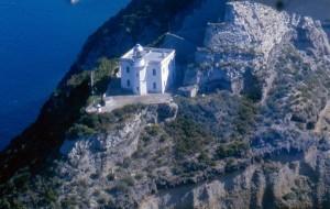 7. Faro di Punta Imperatore dall'alto