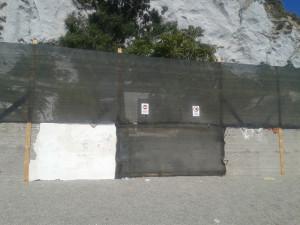 Frontone . Barriere.4