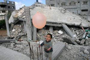 Gaza.3. Palloncino