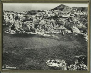 Il villaggio con la casa paterna distrutto dalla Miniera