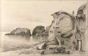 Immagine dal Mattei. Antica Batteria Leopoldo