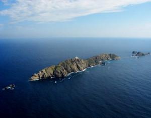 L'isola misteriosa.
