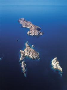 L'isola misteriosa. L'arcipelago