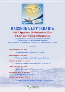 Locandina Rassegna letteraria. Resized