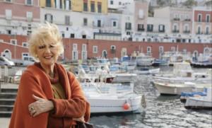 Loretta Goggi a Ponza