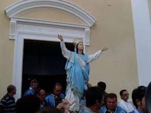 L'uscita della Madonna