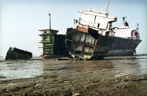 Shipbreaking Chittagong documentation (Bangladesh : 2004)