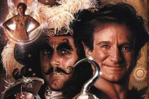 Robin Williams in Hook