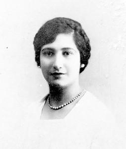 Rosa Impagliazzo, moglie di Giacinto