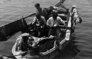 la pesca a Ponza