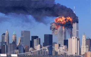 11.9.2001. Torri gemelle