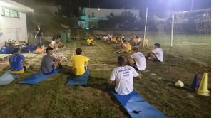 Allenamento Polisportiva Ponza