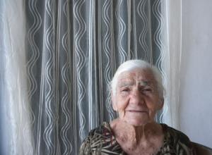 Assunta Avellino a 95 anni