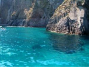Il mare di Ponza