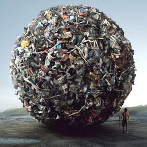 Il problema dei rifiuti