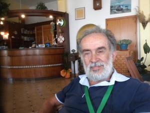 Il prof. Elio Abatino
