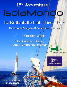 IsolaMondo Ott. 2014. Reduced size