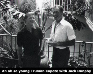 Jack Dunphy. Young Capote