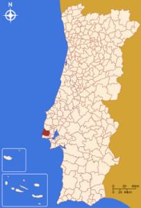 La freguesia di Sintra
