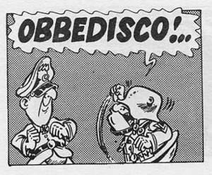Obbedisco