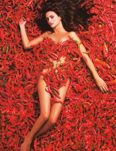 Penelope Cruz nel film Per incanto o per delizia. 2000