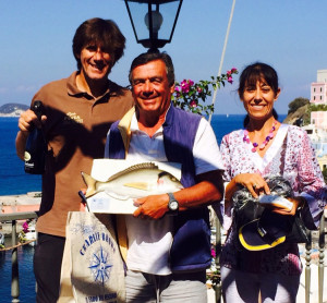 Vincitore Lola Trophy 2014 Renato Turiziani