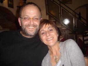 Vittorio Romano e Milena
