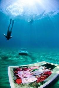 immagine mostra subacquea di Salvo Galano