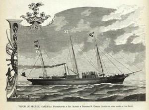 nave Dona Amelia
