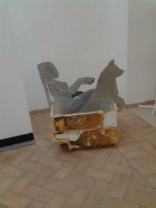Optimist, l'installazione di Kika Bohr