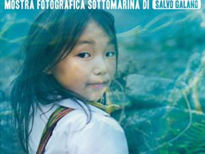 un'immagine della mostra subacquea di salvo galano 10