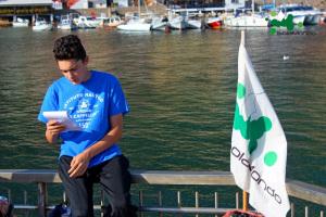 012a Lettura diari a Giglio Porto