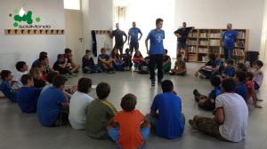 013 Nella scuola media di Giglio Porto