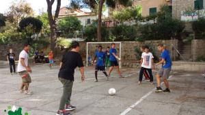 014 Partitella alla scuola di Giglio Porto