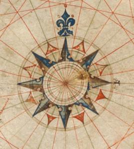 Compasso dei venti 1504
