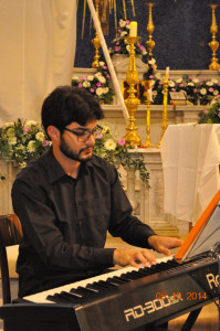 Concerto lirico. Luca Spinosa