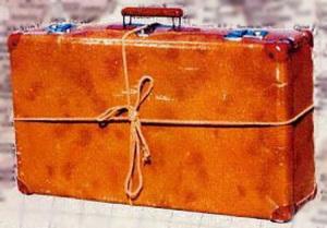 Emigrazione. Valigia